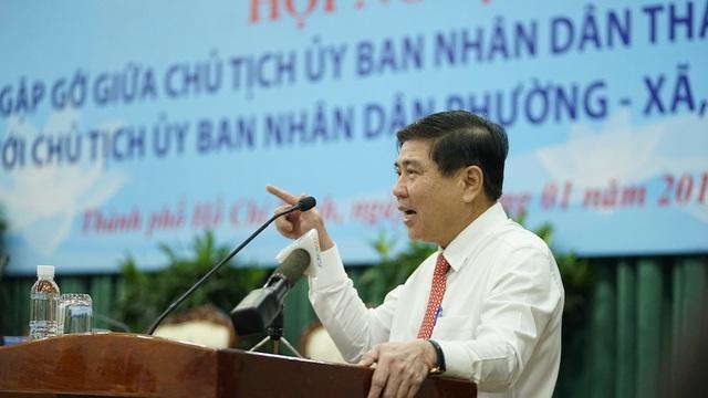 Chủ tịch TPHCM đặt hàng giải pháp quản lý người nước ngoài  - 4