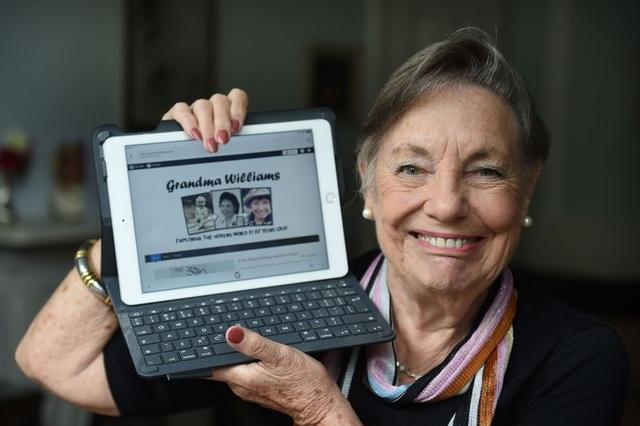 Cụ bà 83 tuổi viết blog về tình dục - 1