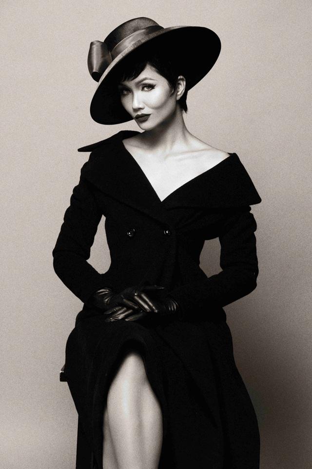 """Giành giải """"Timeless Beauty"""", H'Hen Niê tung bộ ảnh khẳng định sắc đẹp vượt thời gian - 3"""