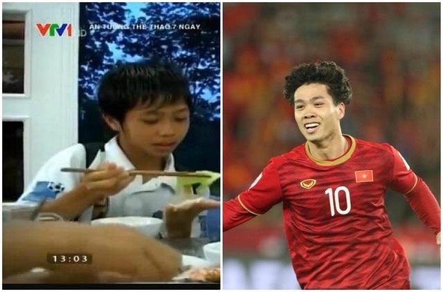 """Hình ảnh """"thuở ấu thơ"""" của các tuyển thủ Việt Nam khiến dân mạng thích thú - 4"""