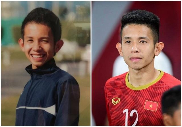 """Hình ảnh """"thuở ấu thơ"""" của các tuyển thủ Việt Nam khiến dân mạng thích thú - 5"""