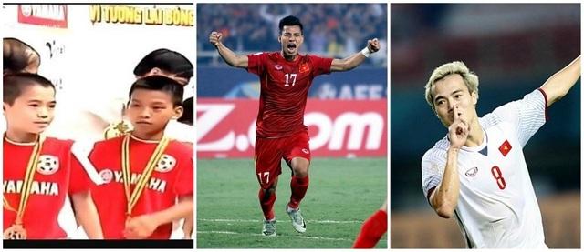 """Hình ảnh """"thuở ấu thơ"""" của các tuyển thủ Việt Nam khiến dân mạng thích thú - 11"""