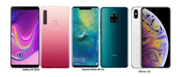 Hình mẫu của smartphone 2019 sẽ như thế nào? - 5