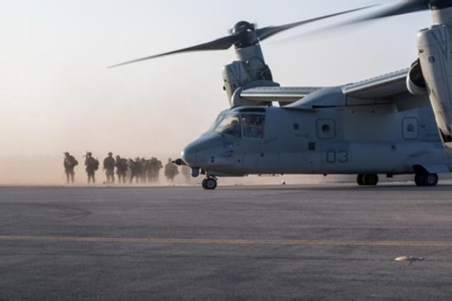 Mỹ điều thêm quân tới Syria nhằm kiềm chế ảnh hưởng của Iran - 1