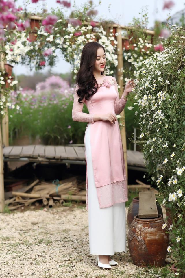 Người đẹp Hoa hậu Hoàn vũ Việt Nam 7 lần thi nhan sắc vẫn... chưa muốn ngừng - 1