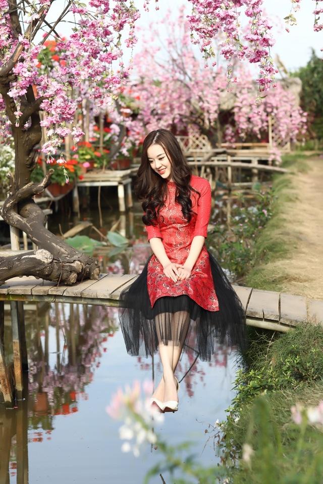 Người đẹp Hoa hậu Hoàn vũ Việt Nam 7 lần thi nhan sắc vẫn... chưa muốn ngừng - 2