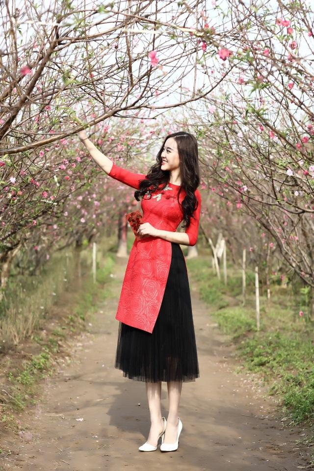 Người đẹp Hoa hậu Hoàn vũ Việt Nam 7 lần thi nhan sắc vẫn... chưa muốn ngừng - 3