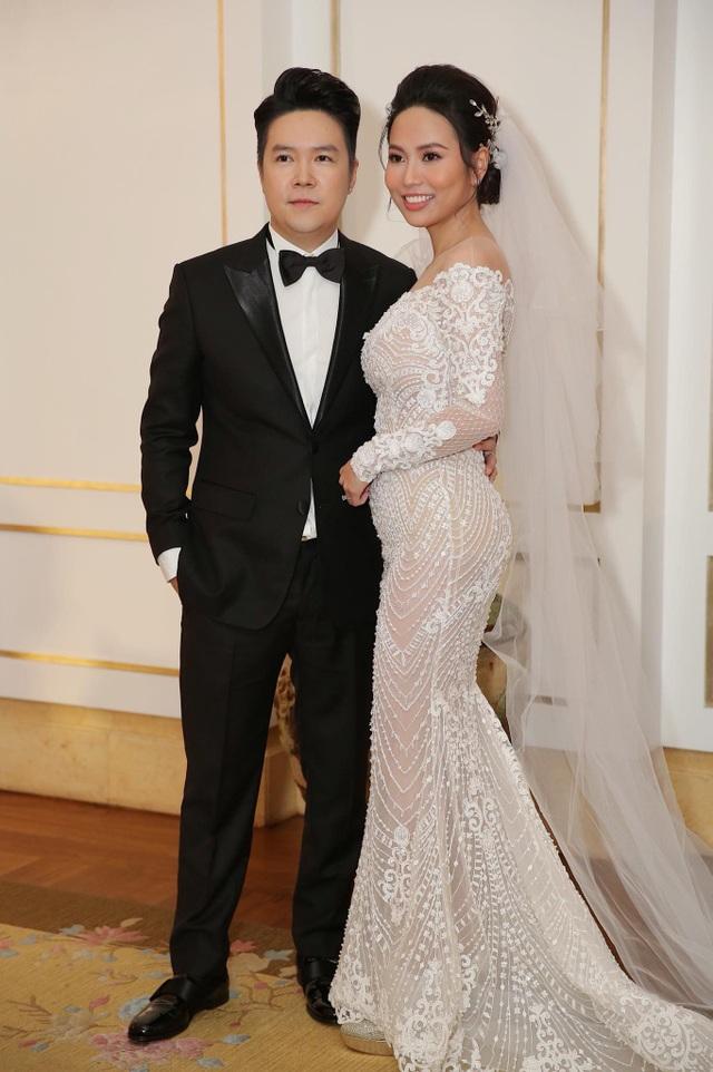 Những đám cưới bất ngờ của sao Việt ngày cuối năm - 10