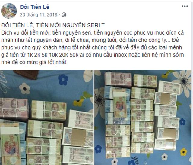 """Phí đổi tiền lẻ """"chợ đen"""" giá """"trên trời"""": Đổi 1 triệu mệnh giá 500 đồng mất phí 7 triệu đồng - 3"""