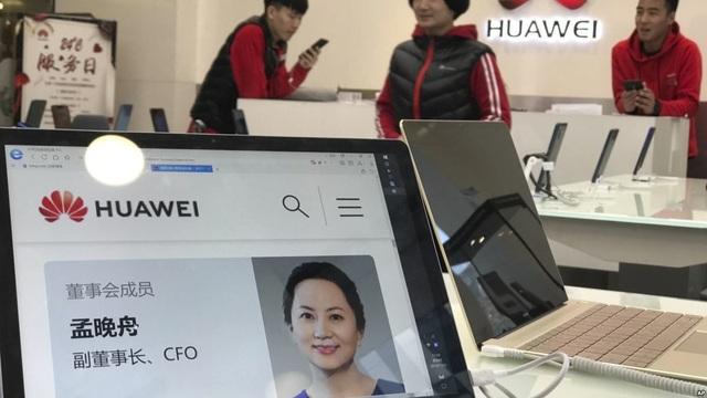 Huawei khốn đốn những ngày đầu năm 2019, công chúa quyền lực sắp bị dẫn độ - 1