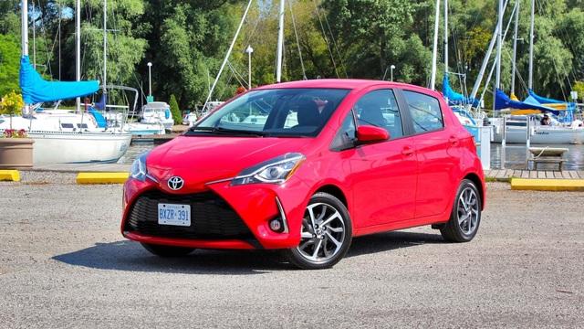Toyota Yaris Hatchback và Mazda2 sẽ dùng chung khung gầm? - 1