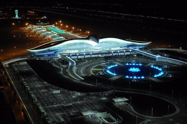 14 sân bay tuyệt đẹp trên thế giới - 1