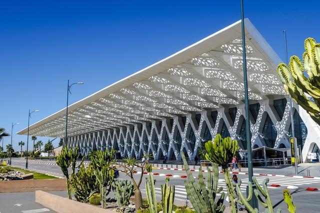 14 sân bay tuyệt đẹp trên thế giới - 7