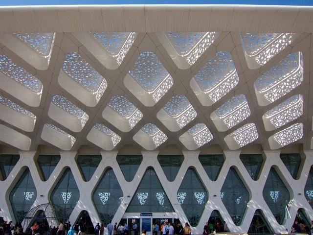 14 sân bay tuyệt đẹp trên thế giới - 8