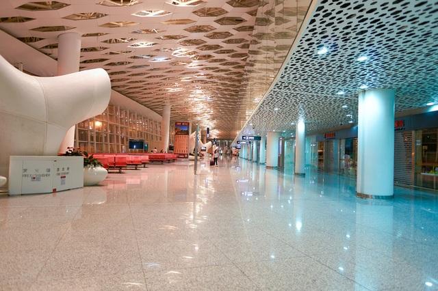 14 sân bay tuyệt đẹp trên thế giới - 12