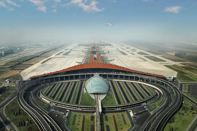 14 sân bay tuyệt đẹp trên thế giới - 17