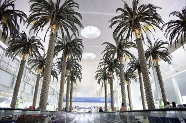 14 sân bay tuyệt đẹp trên thế giới - 24