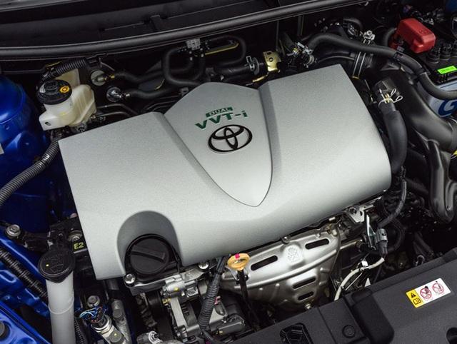 Toyota Vios 2019 đã có mặt tại thị trường ASEAN  - 2
