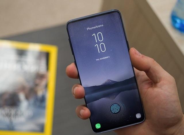 Galaxy S10: Top 4 tính năng có thể thành hiện thực - 2