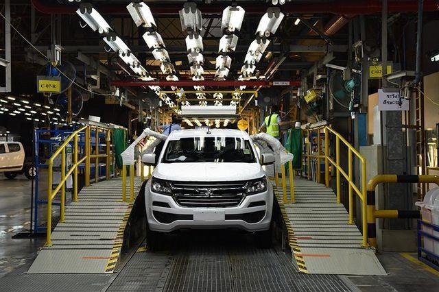 Thị trường ô tô Thái Lan lớn gấp 8 lần Việt Nam - 2