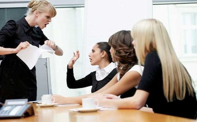 3 cách đối phó với căng thẳng nơi công sở - 1