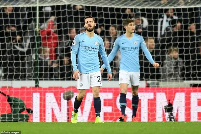 Newcastle 2-1 Man City: Cú ngã bất ngờ - Ảnh minh hoạ 3