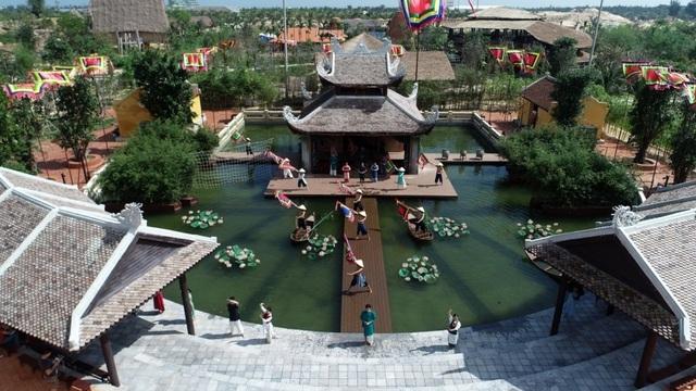 Trẩy hội năm châu: Chơi xuân rước lộc tại xứ sở kỳ diệu Vinpearl land - 6
