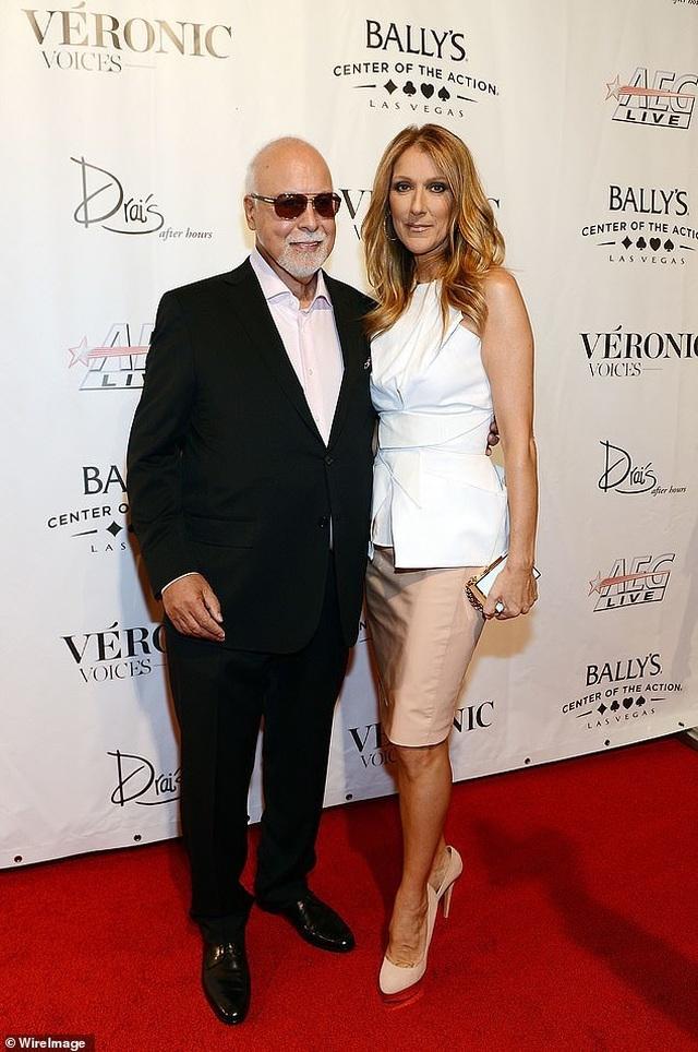 Celine Dion liên tục gây ấn tượng với thời trang khác lạ - 7