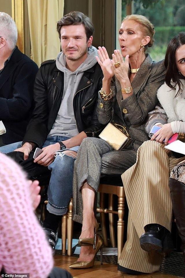 Celine Dion liên tục gây ấn tượng với thời trang khác lạ - 8