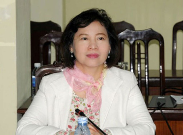 Former Vice President Kim Thoa withdrew the large base of the extended family - 2