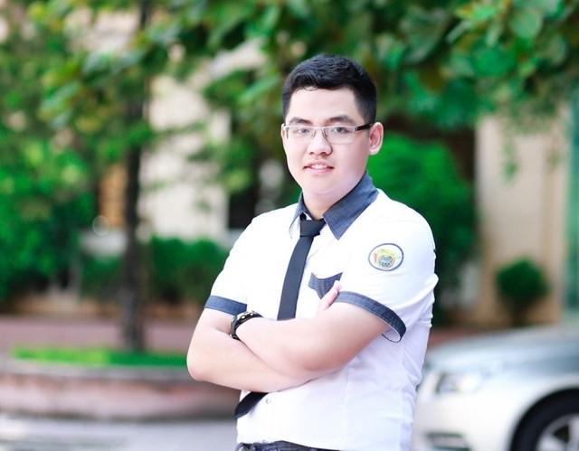 Top 8 học sinh Việt giành loạt học bổng Mỹ ấn tượng nhất năm 2018 - 8