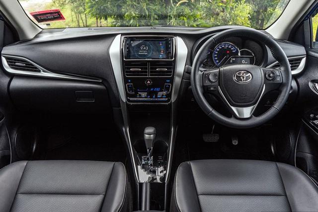 Toyota Vios 2019 đã có mặt tại thị trường ASEAN  - 7