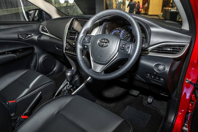 Toyota Vios 2019 đã có mặt tại thị trường ASEAN  - 8