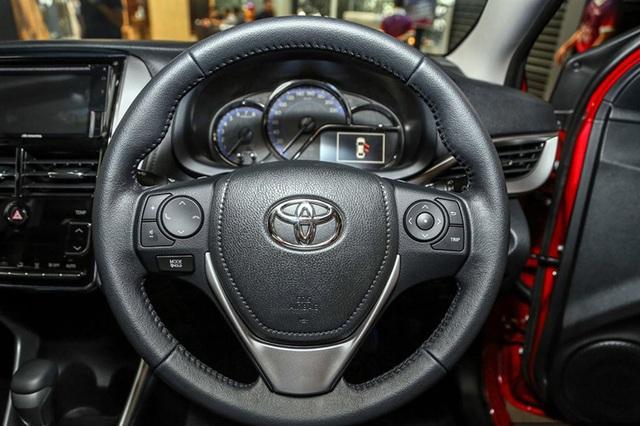 Toyota Vios 2019 đã có mặt tại thị trường ASEAN  - 10