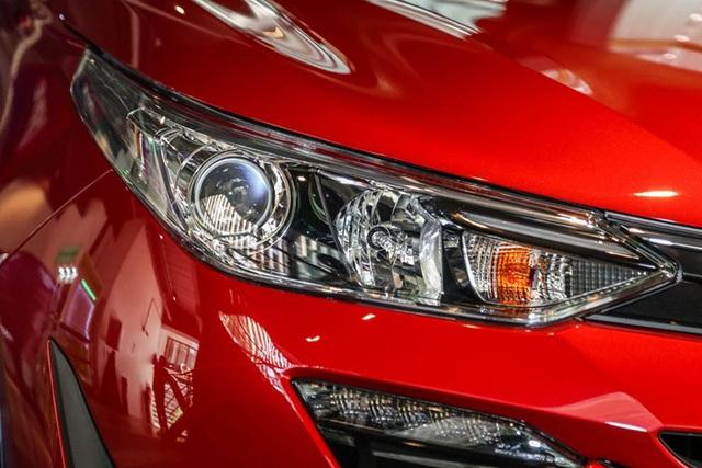 Toyota Vios 2019 đã có mặt tại thị trường ASEAN  - 5
