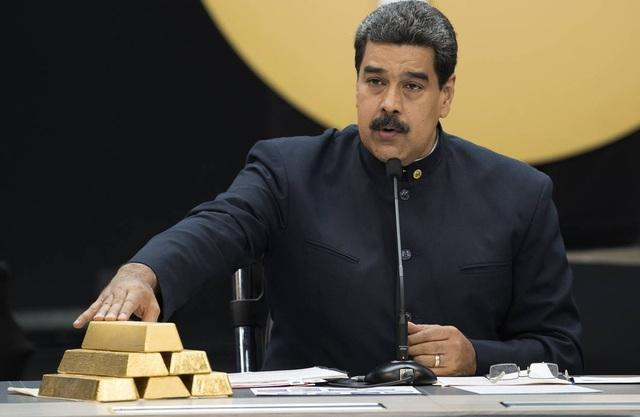 Chuyên gia nói ngân hàng Anh không có quyền quyết định số phận 31 tấn vàng của Venezuela - 1