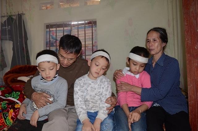 Bố, mẹ lần lượt qua đời, 3 đứa trẻ sống trong đói khát cùng ông bà nội già yếu - 5