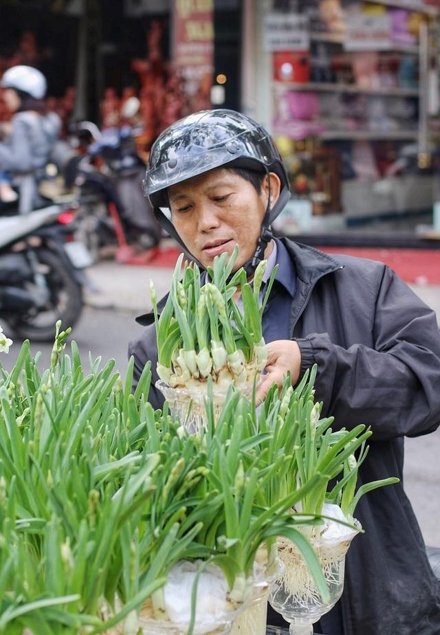 Ngàn hoa khoe sắc đón Xuân tại con đường hoa lớn nhất Hà Nội - 8
