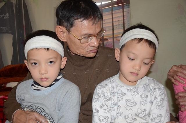 Bố, mẹ lần lượt qua đời, 3 đứa trẻ sống trong đói khát cùng ông bà nội già yếu - 9