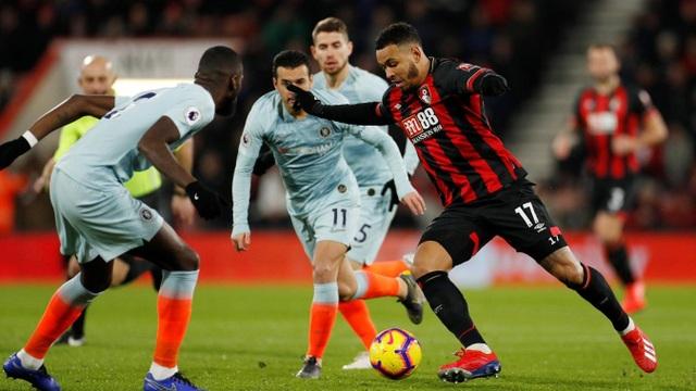 Nhìn lại thất bại xấu hổ của Chelsea trên sân Bournemouth - 4