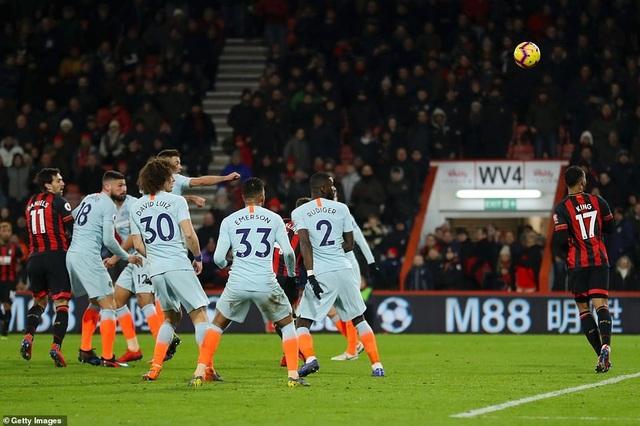 Nhìn lại thất bại xấu hổ của Chelsea trên sân Bournemouth - 17