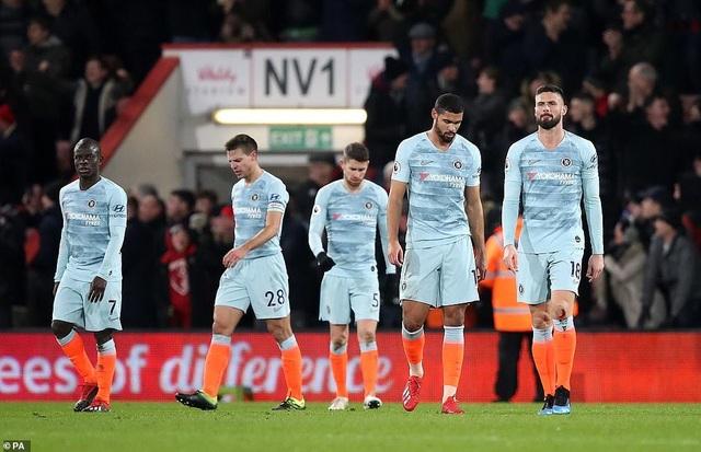 Nhìn lại thất bại xấu hổ của Chelsea trên sân Bournemouth - 19