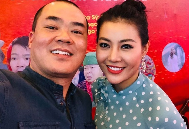 """Bạn gái cầu thủ Quang Hải đóng hài tết cùng dàn diễn viên """"Quỳnh búp bê"""" - 4"""