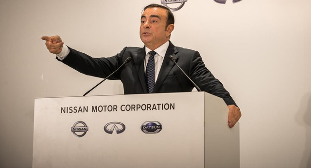 Nissan cố tình bẫy chủ tịch Carlos Ghosn? - 1
