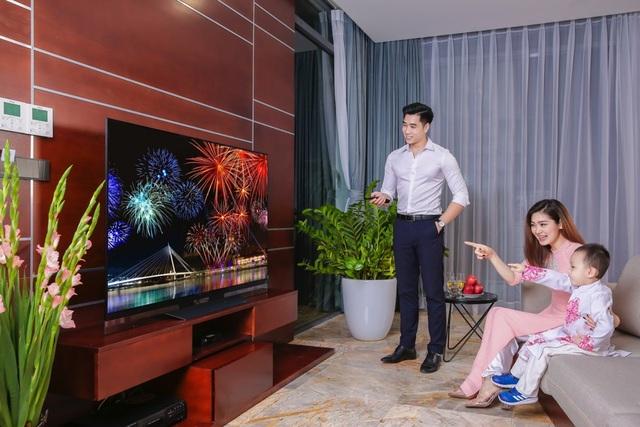 Năm mới: Chọn TV 4K OLED để đón đầu công nghệ - 1