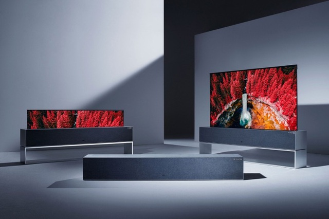 Năm mới: Chọn TV 4K OLED để đón đầu công nghệ - 2