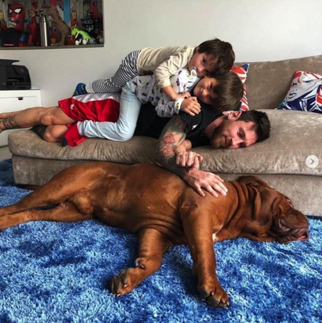 """Messi hài hước kể chuyện bị con trai lên mặt """"dạy dỗ"""" khi thua trận - 2"""