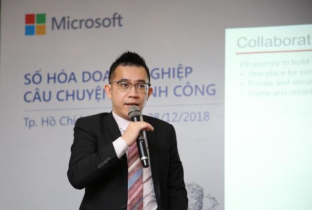 ông Trần Hà Thanh - Giám đốc Khối Công nghệ của Techcom Securities  (3).JPG