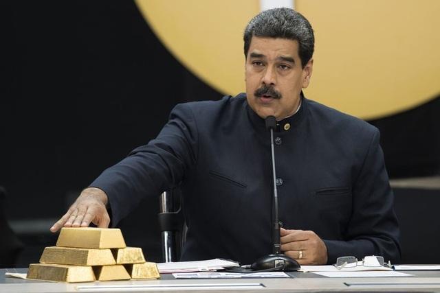 Venezuela sở hữu mỏ vàng khổng lồ - 1