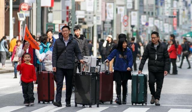 Vì sao du lịch châu Á tệ nhất dịp Tết? - 2